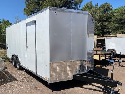 8.5 X 20 Element / Enclosed 7K GVW
