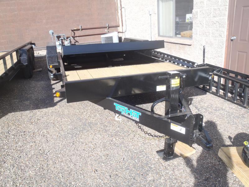83X20 14K Tilt Deck Equipment Trailer