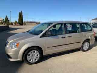 2015 Dodge 2015 Grand Caravan