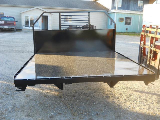 Custom Built 8' TTT Truck Bed