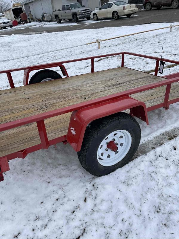 2017 Other 5X8 Utility Trailer