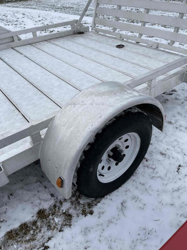 2014 Featherlite 12X6 Utility Trailer