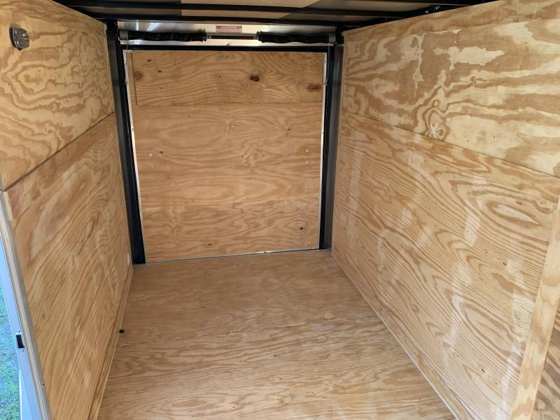 2021 Diamond Cargo 6'X12' 3.5k W/Ramp 7' Tall