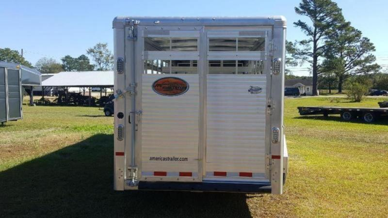 2019 Sundowner Trailers Rancher Express 20'