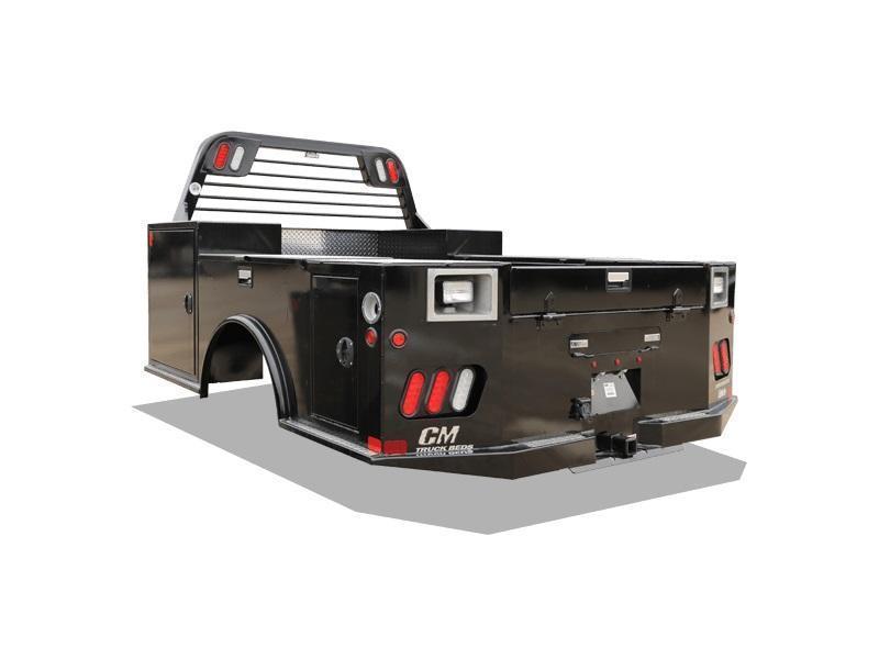 2019 CM TM Deluxe Truck Beds