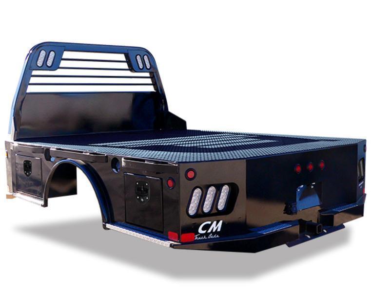 """2020 CM SK Dual Wheel 8'6""""/97/56-58 Truck Beds"""
