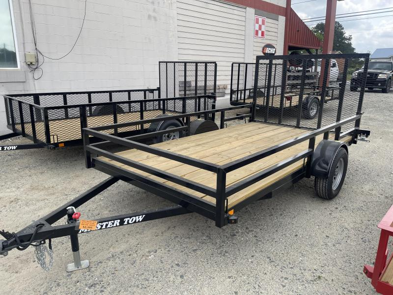 "2021 Master Tow 6'-4""x12' HD Utility Trailer"