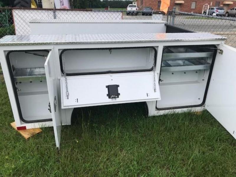 2020 CM Service Body 8ft Single Wheel Truck Beds