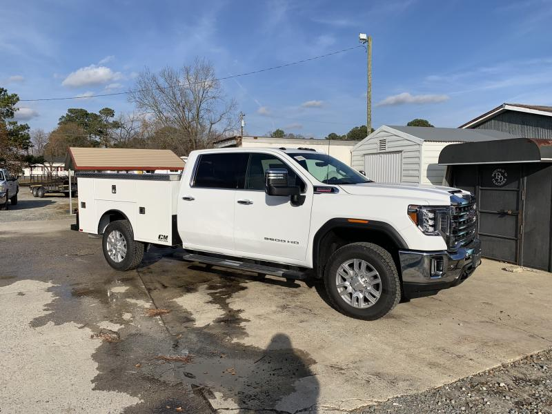 2020 CM Service Body 8ft Single Wheel Truck Beds
