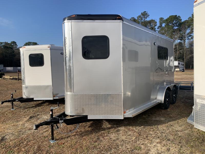 2021 Homesteader Stallion 214FB Straight Load