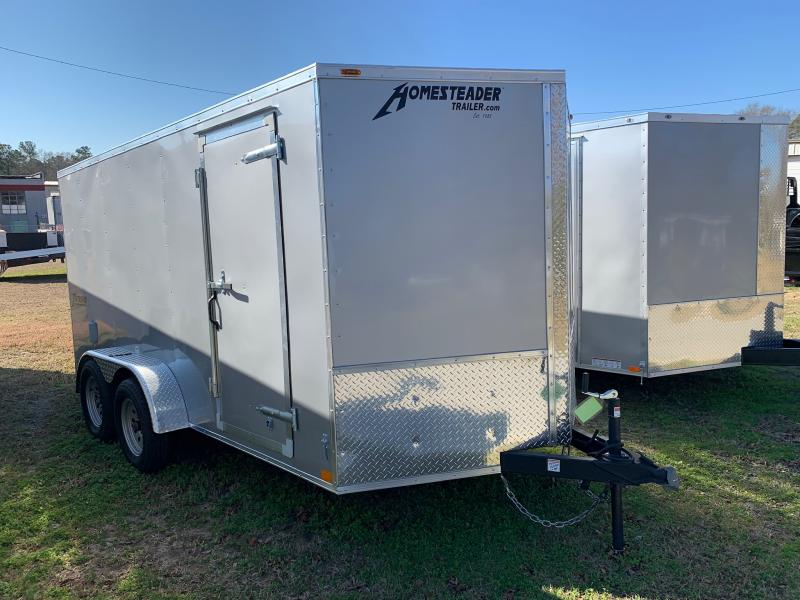 2020 Homesteader 7x14 Intrepid Enclosed Cargo Trailer