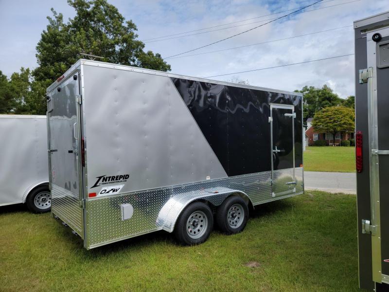 2022 Homesteader 7'x16' Intrepid Enclosed Cargo Trailer 7' Tall