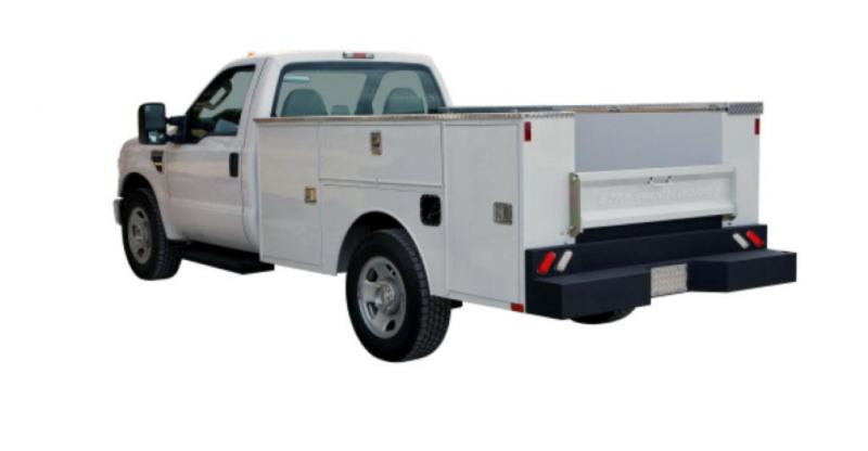 2020 CM Service Body Dual Truck Beds
