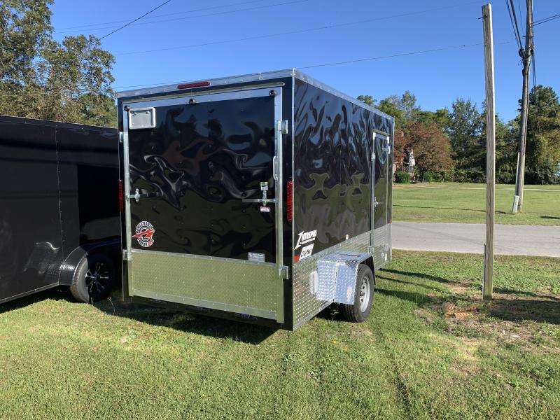 2021 Homesteader Trailers 7x12 Int OHV Enclosed Cargo Trailer