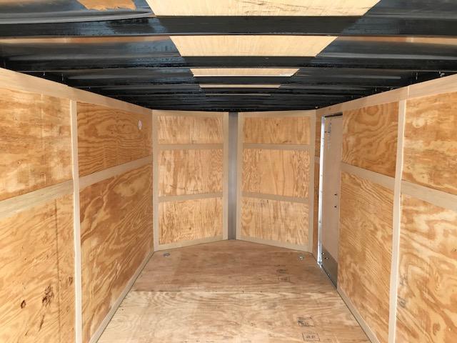 2021 Homesteader 7'x16' Intrepid Cargo Trailer