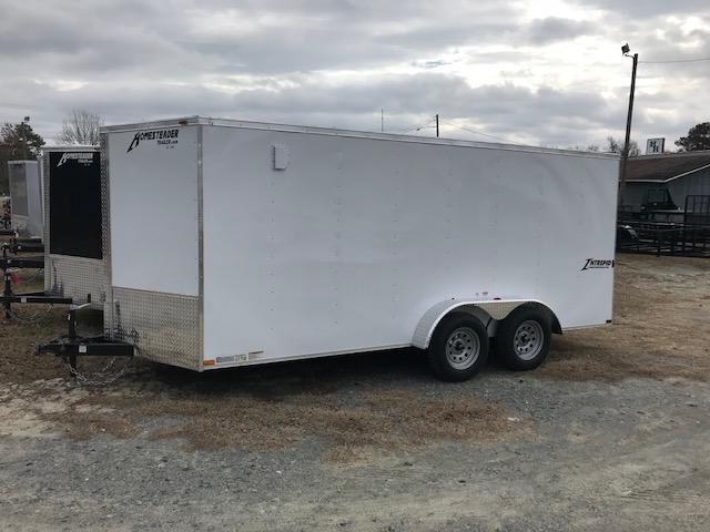 2021 Homesteader 7'x16' Intrepid Cargo Trailer