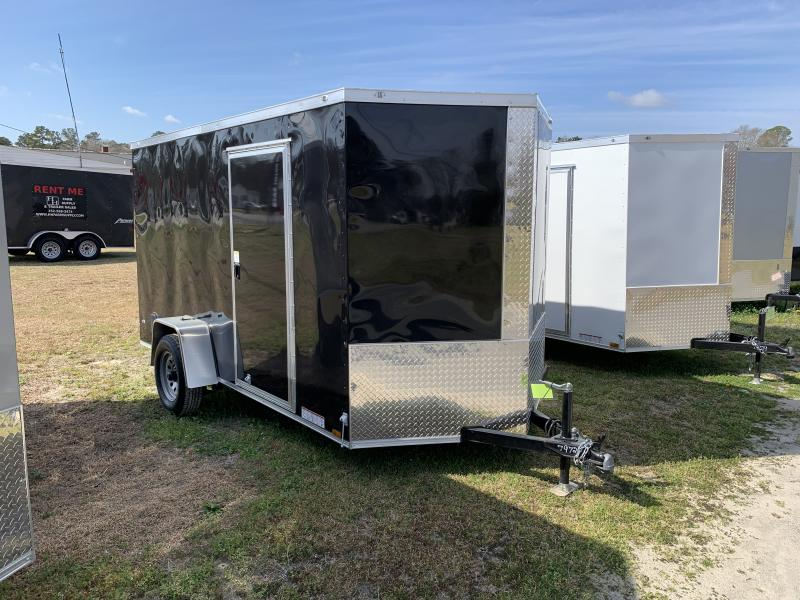 2020 Diamond Cargo 6x12 3.5k Enclosed Cargo Trailer