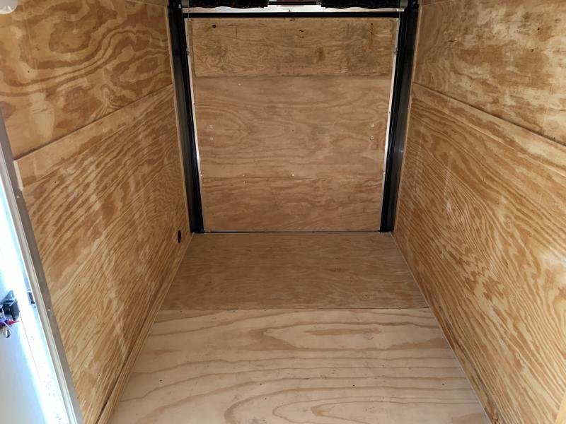 202 Diamond Cargo 6'x12' 3.5k W/Ramp