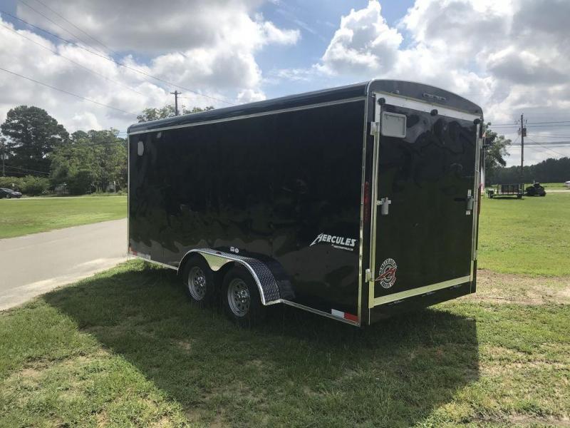 2019 Homesteader Hercules 716HT Enclosed Cargo Trailer