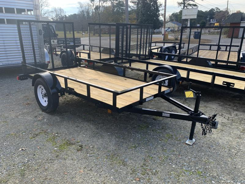 2021 Currahee 5x10 Utility Trailer