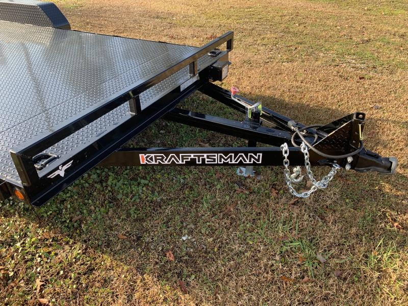 2021 Kraftsman Trailers CH83x187k Equipment Trailer