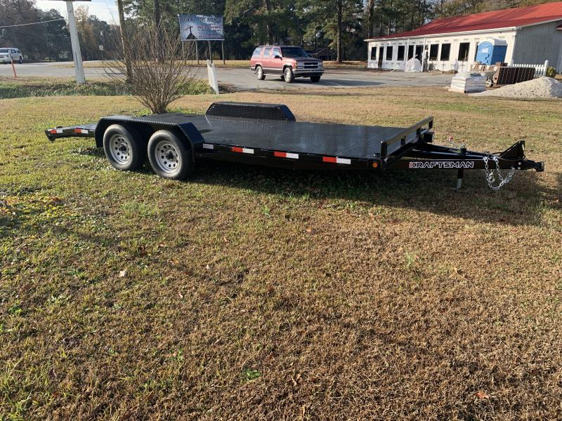 2021 Kraftsman Trailers CH83x187k Equipment Trailer