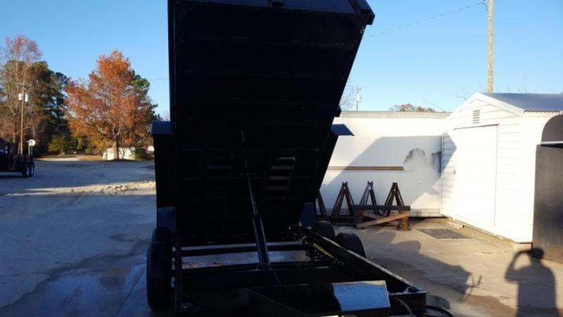 2022 Bri-Mar DT612-10k Dump Trailer W/Tarp