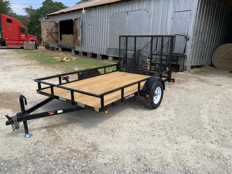 "2021 Currahee 6'-4""x10' Utility Trailer"