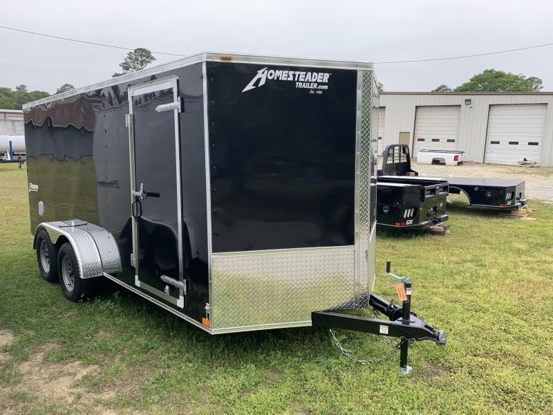 2020 Homesteader 7'x16' Intrepid Cargo Trailer