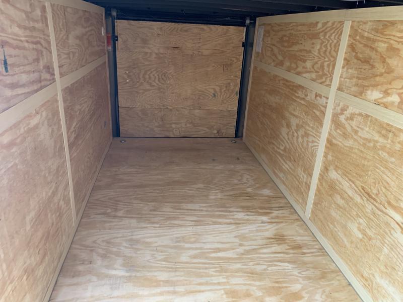 2021 Homesteader 7'x16' Intrepid Cargo Trailer 7' Tall