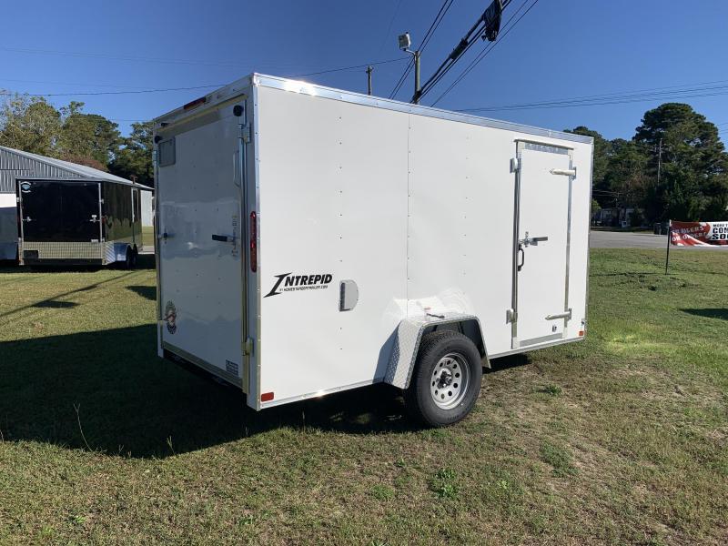 2021 Homesteader 6x12 Intrepid Enclosed Cargo Trailer