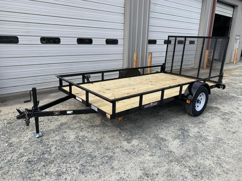 "2021 Currahee 6'-4""x12' Utility Trailer"