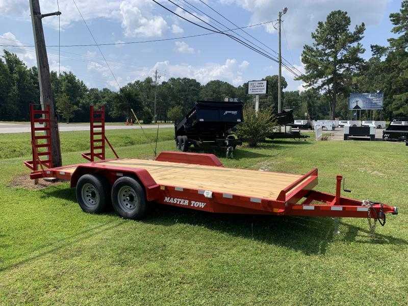 2020 Master Tow 18' Equipment Trailer