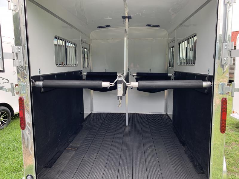 2021Homesteader Stallion 214FB Straight Load