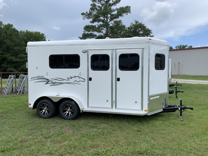 2021Homesteader Stalion 214FB Horse Trailer