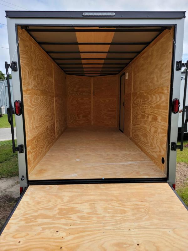 2022 Diamond 7167tall Enclosed Cargo Trailer