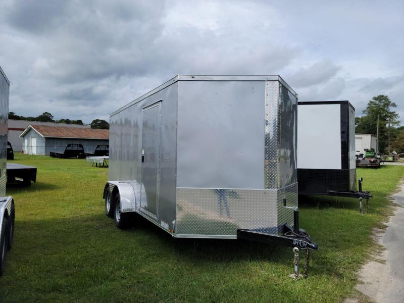 2022 Diamond Cargo 7'X14' Enclosed Cargo Trailer