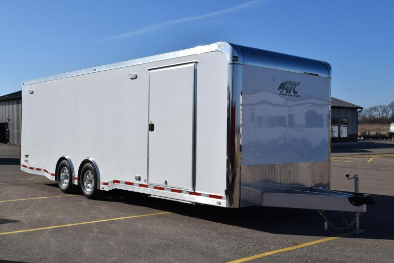 2020 ATC 26' ALL ALUMINUM RACE HAULER W/ CH305 PACKAGE