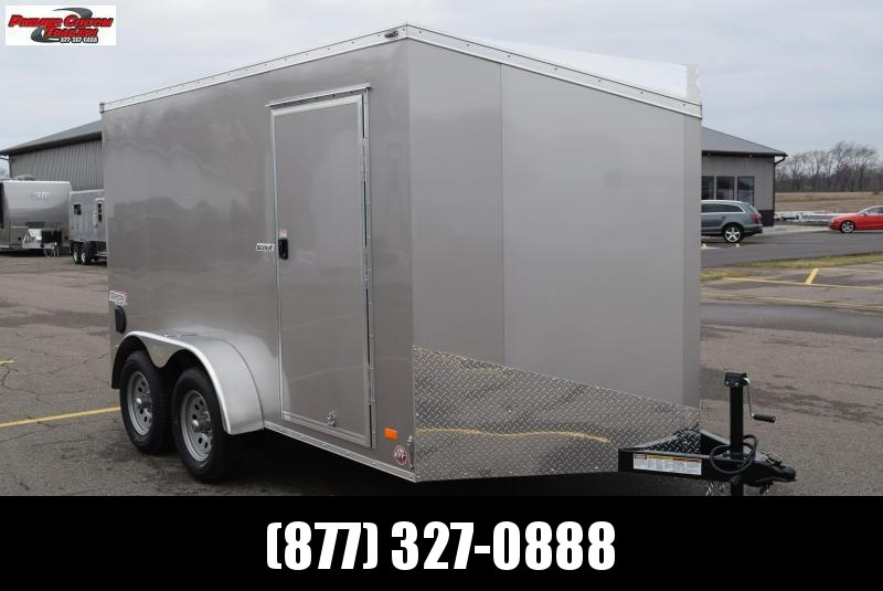 BRAVO 7x12 SCOUT ENCLOSED CARGO TRAILER