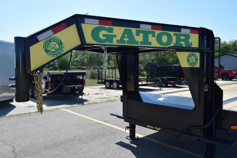 GATORMADE 30'+5' WORKHORSE GOOSENECK HEAVY EQUIPMENT TRAILER