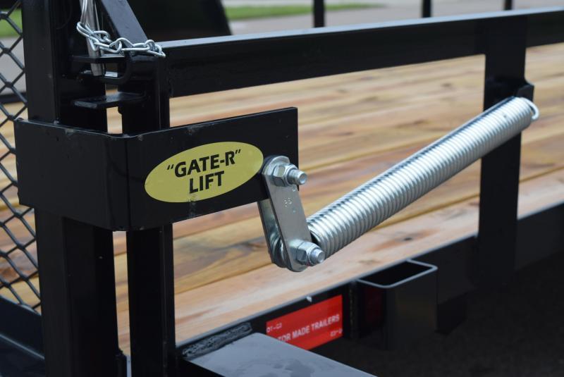 "GATORMADE 6'4""x12' UTILITY TRAILER"