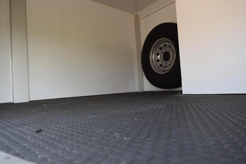 USED 2014 ATC 36' QUEST ALUMINUM GOOSENECK ENCLOSED CAR HAULER