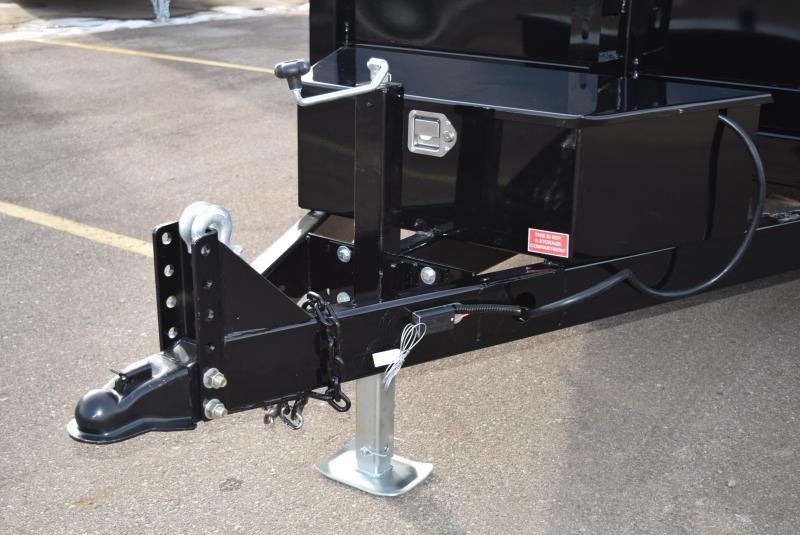 GRIFFIN 72 X 12 10K Low Pro Dump Trailer