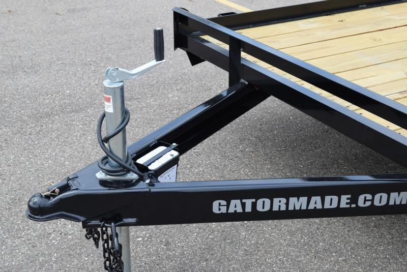 GATORMADE 18' LOWBOY OPEN CAR HAULER