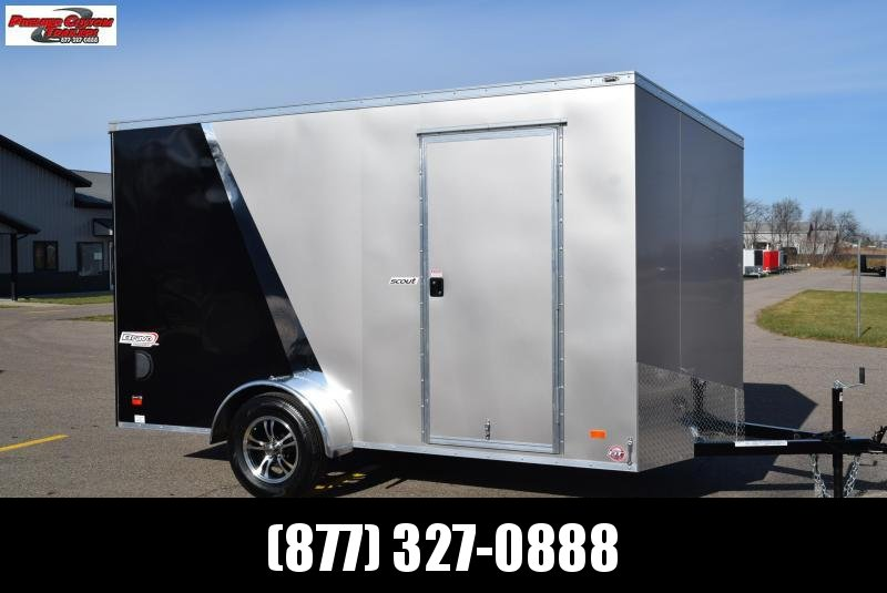 BRAVO 6x12 SCOUT ENCLOSED CARGO TRAILER