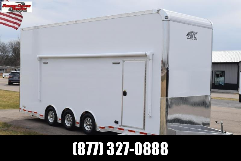 ATC 26' QUEST ST305 STACKER ALL ALUMINUM RACE HAULER