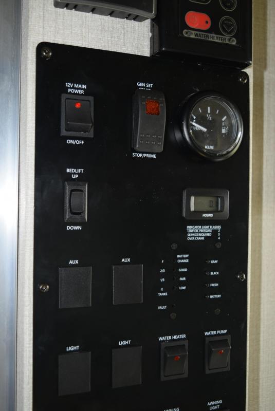 ATC ALL ALUMINUM 8.5x36 5TH WHEEL TOY HAULER