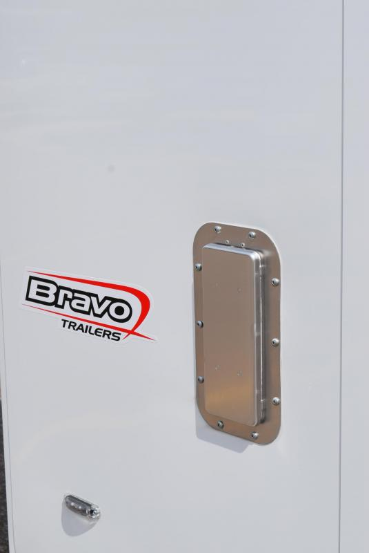 BRAVO STAR 8.5x20+5 COMBO SNOWMOBILE/CAR HAULER