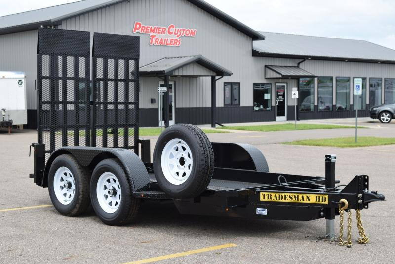 2020 NATION 5x10 SCISSOR LIFT TRAILER