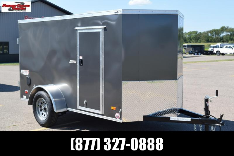 2021 BRAVO 5x10 SCOUT ENCLOSED CARGO TRAILER